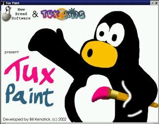 Tux Paint for Mac OS X screenshot