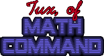 Tux, of Math Command